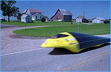 Classic University of Michigan Car