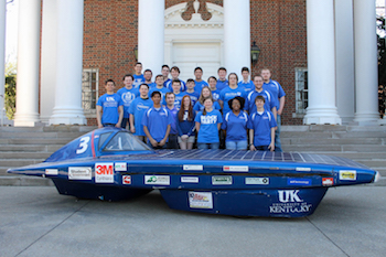 ASC 2016 Kentucky Team Photo